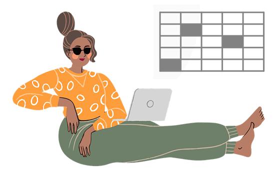 Hiring Using Google Sheet or Excel